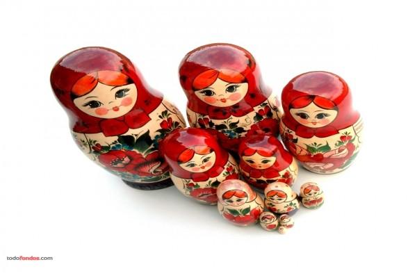 Matrioskas (muñecas rusas)