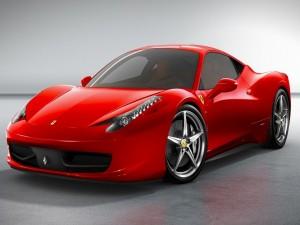 Postal: Ferrari 458