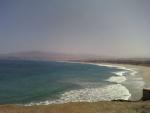 Playa en el distrito de Chala, Caravelí, Arequipa, Perú