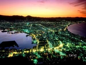 Luces de la ciudad