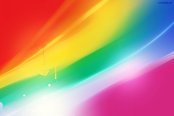 Un espectro de colores diferente