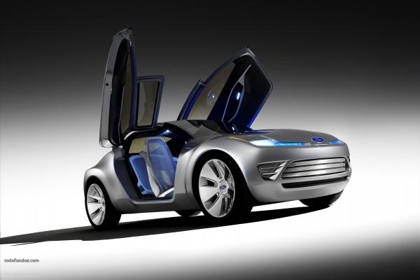 Prototipo futurista de Ford