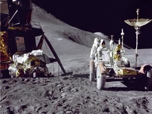 Postal: Apolo 15