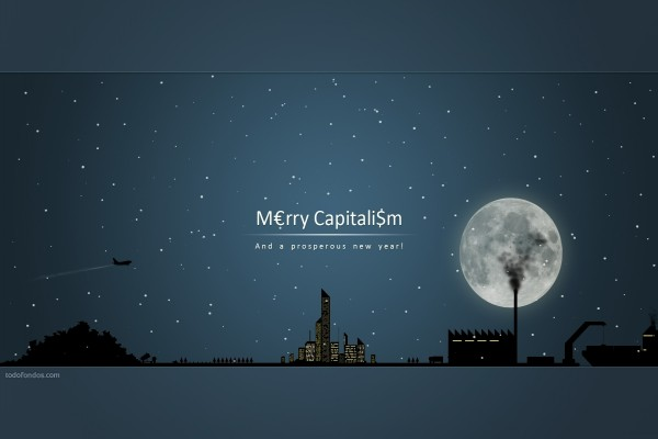 ¡Feliz capitalismo!