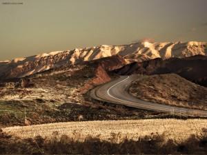 Carretera inhóspita