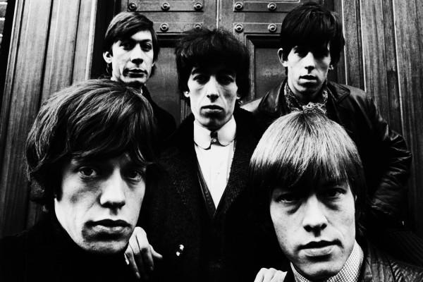 The Rolling Stones en sus inicios