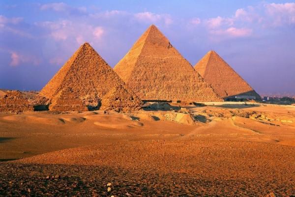 Las majestuosas Pirámides de Egipto