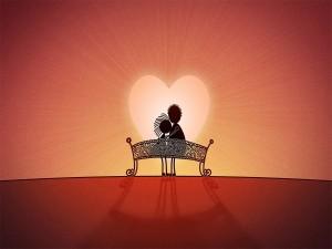 Amor en la plaza