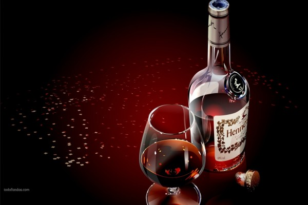 Coñac Hennessy