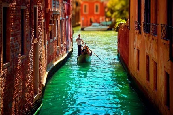 Paseo por Venecia
