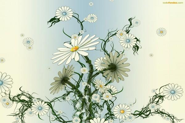 Flores cibernéticas
