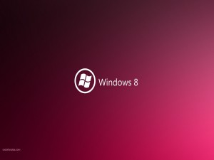 Windows 8 en magenta