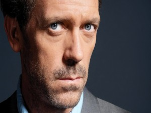 Postal: Hugh Laurie (Dr. Gregory House)