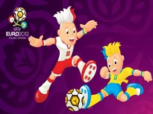 Postal: UEFA Euro 2012 Polonia-Ucrania