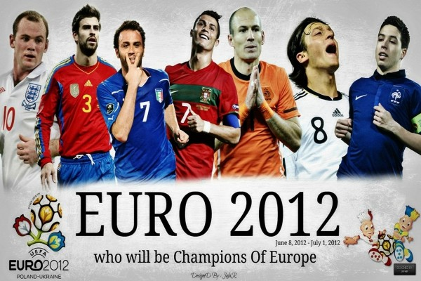 EURO 2012 - ¿Quién será campeón de Europa?