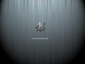 KDE (máximo rendimiento)