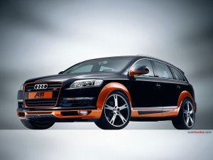 Audi Q7 2006 ABT Sportsline Tuning