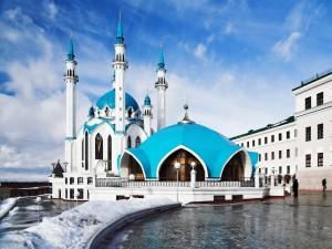 Mezquita futurista