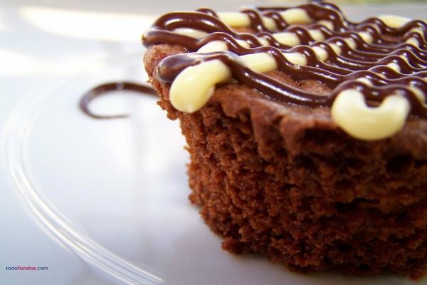 Pastelito chocolateado