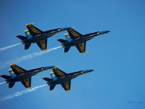 Los Blue Angels