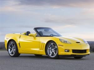 Postal: Chevrolet Corvette Grand Sport 2011