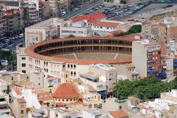 Plaza de toros de Alicante (España)