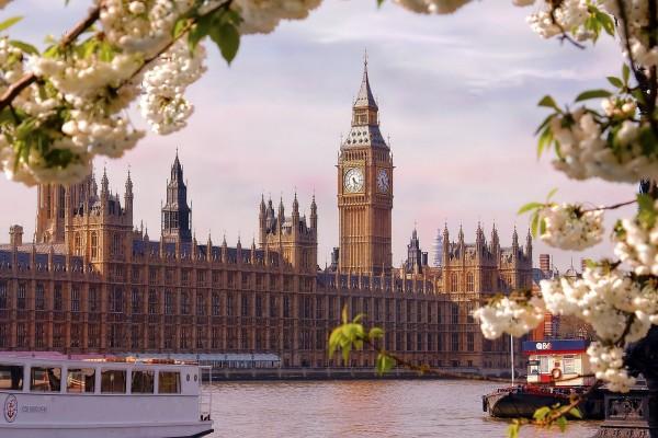 El Palacio de Westminster (Londres)