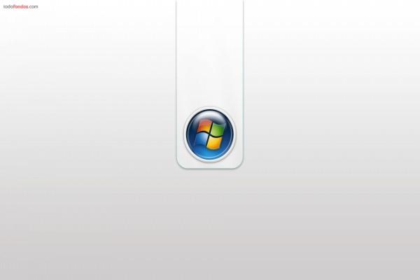 El botón de inicio de Windows