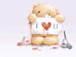 Osito enamorado