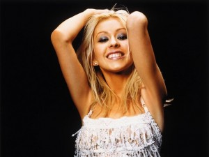 Postal: Christina Aguilera