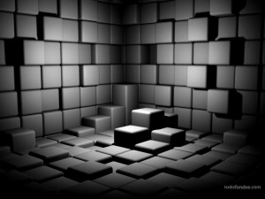 Cubos y sombras