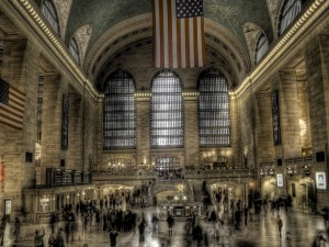 Postal: Grand Central Terminal