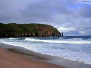 Una playa cualquiera