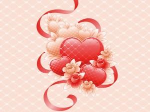 Adorno de amor