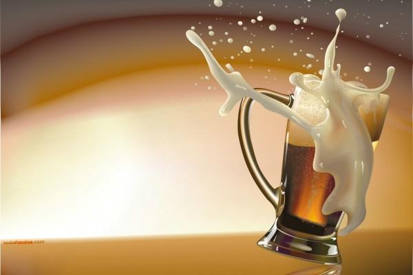 Cerveza 3D