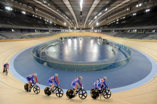 Ciclismo en pista (Londres 2012)