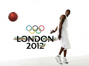 Postal: Baloncesto (Londres 2012)