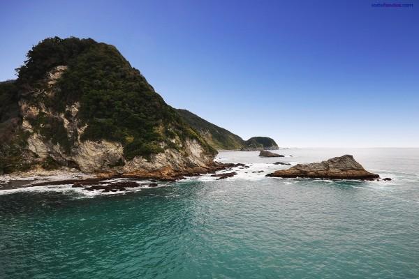 Costa de Nueva Zelanda