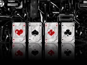 Postal: Poker máximo
