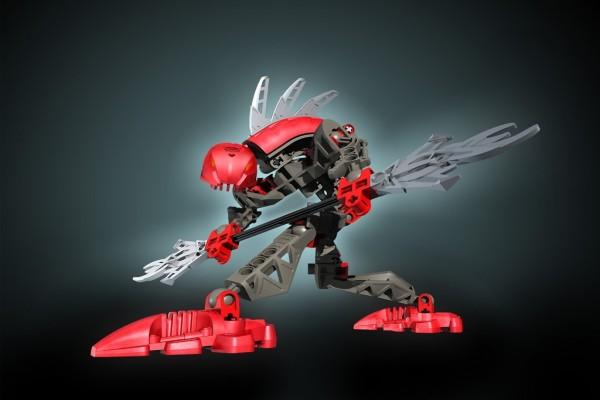 Robot-Insecto en 3D