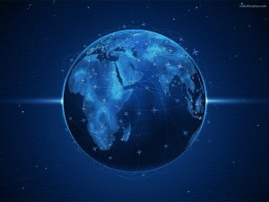 Postal: Tráfico aéreo internacional