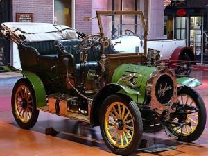 Spyker, un coche de época