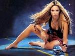 Shakira muy seductora