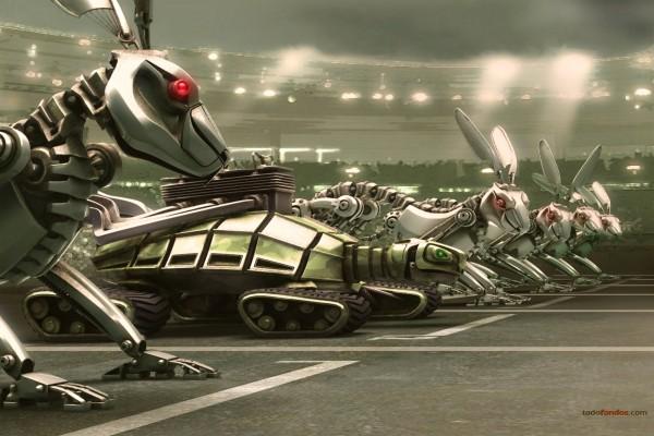 ¿Quién es más rápido, la liebre o la tortuga?