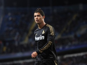 Postal: Cristiano Ronaldo 2012