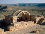 La ciudad de Avdat, en el desierto del Néguev (Israel)