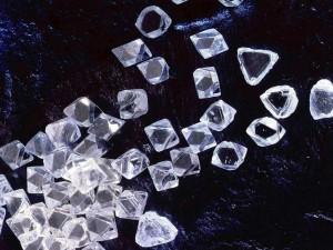 Postal: Diamantes en bruto