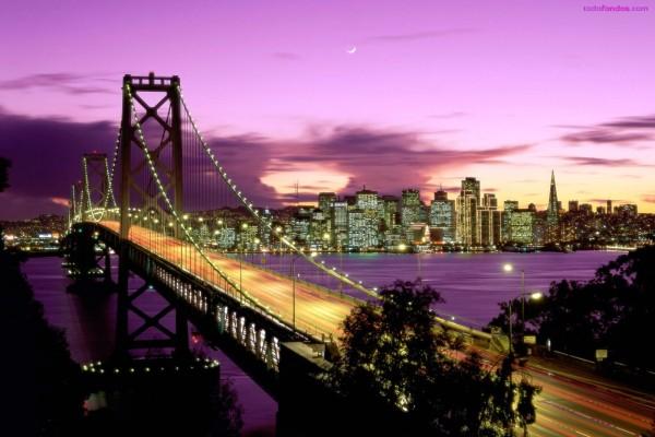Puente de la Bahía de San Francisco - Oakland