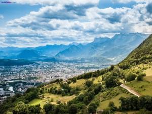Postal: Ródano-Alpes (Lyon, Francia)