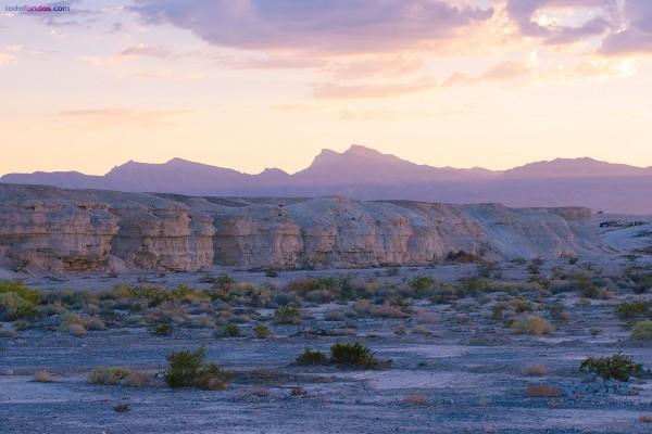 Desierto de Las Vegas (Nevada)
